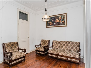Apartment T3 / Lisboa, Campo de Ourique