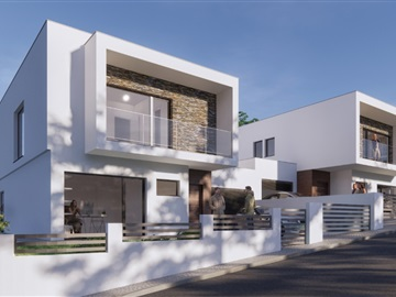 Detached house T4 / Almada, Vale Cavala