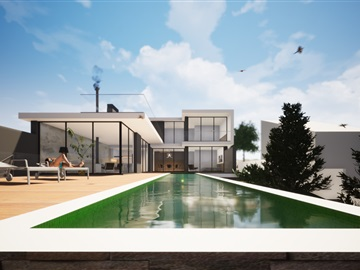 Detached house T6 / Seixal, Verdizela